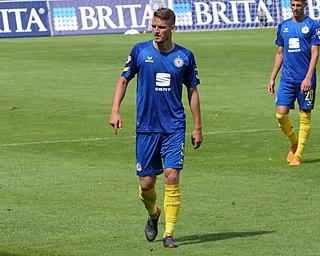 Gustav Valsvik Norwegian footballer