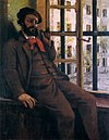 Gustave Courbet - Self-Portrait at Sainte-Pélagie - WGA05498.jpg