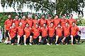 Guts Frisbee German Nationalteam 2016.jpg