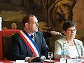 Hénin-Beaumont - Élection officielle de Steeve Briois comme maire de la commune le dimanche 30 mars 2014 (059).JPG