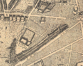 Hôtel de Guénégaud on Gomboust plan of Paris 1652 - WC.png