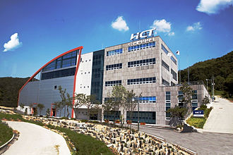 HCT Co., Ltd. - HCT Headquarters in Icheon, South Korea
