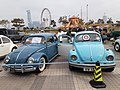 HK 中環 Central 愛丁堡廣場 Edinburgh Place 香港車會嘉年華 Motoring Clubs' Festival outdoor exhibition January 2020 SS11 Volkswagen Beetle VW Bug in Hong Kong.jpg