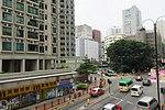 HK 荃灣 Tsuen Wan 楊屋道 Yeung Uk Road footbridge view July 2018 IX2 09.jpg