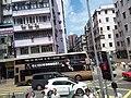 HK Bus 101 view 九龍城區 Kln City 漆咸道北 Chatham Road North 馬頭圍道 Ma Tau Wai Road August 2018 SSG 12.jpg