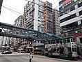 HK CWB 銅鑼灣 Causeway Bay 軒尼斯道 Hennessy Road 波斯富街 Percival Street footbridge April 2020 SS2 02.jpg