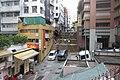HK SW 上環 Sheung Wan 太平山街 Tai Ping Shan Street 磅巷 Pound Lane temple 廣福義祠 Kwong Fook I Tsz view October 2017 IX1 01.jpg