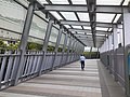 HK TKO 將軍澳 Tseung Kwan O 日出康城 Lohas Park passageway October 2020 SS2 10.jpg