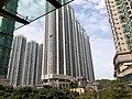 HK TKO 將軍澳 Tseung Kwan O 日出康城 Lohas Park passageway view October 2020 SS2 03.jpg