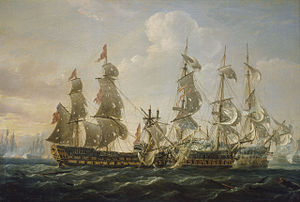 HMS Captain capturing the San Nicolas and the San Josef.jpg
