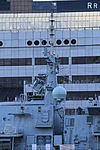 HMS Northumberland (F238) at West India South Dock - Superstructure 04.JPG