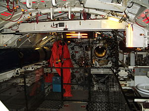 HMS Ocelot 1962 forward torpedo room.JPG