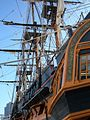 HMS Surprise (replica ship) port side 7.JPG