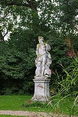 Tuinbeeld van Neptunus
