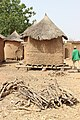 Habitat traditionnel des Mossi à Kiripalogo.jpg