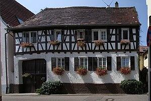 Hagenbach - Image: Hagenbach 240 Maximilianstr 12 gje
