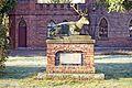 Haideburg Denkmal Hirsch.jpg