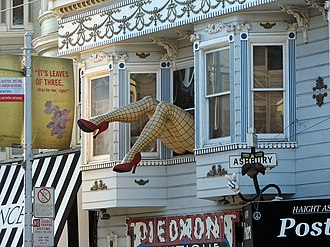 Haight Street - Piedmont Boutique on Haight Street