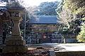 Hall of worship of Izumi Shrine.jpg
