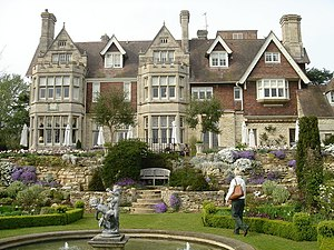 Hambleton Hall - Image: Hambleton Hall geograph.org.uk 1059239