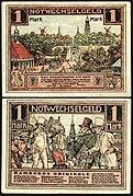 Hamburg Notgeld 1 Mark 1921.jpg
