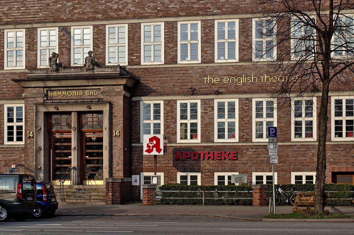 the english theatre of hamburg – wikipedia, Wohnideen design