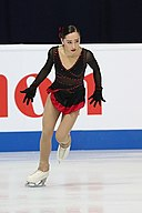 Hanna Harrell at the Junior World Championships 2019.jpg