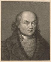 Hans Georg Nägeli, engraving by Martin Esslinger, 1838 (Source: Wikimedia)