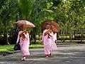 Happy Buddhist Nuns (11025351824).jpg