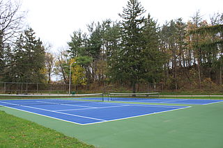 Hardcourt Type of tennis court surface
