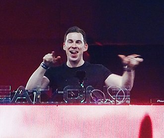 Hardwell - Hardwell live at Airbeat One Festival 2017