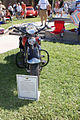 Harley Davidson U Series 1947 HeadOn Lake Mirror Cassic 16Oct2010 (14876883472).jpg