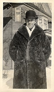 Harold Ballard Canadian businessman and sportsman
