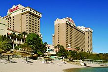 Harrah's Laughlin Beach.jpg