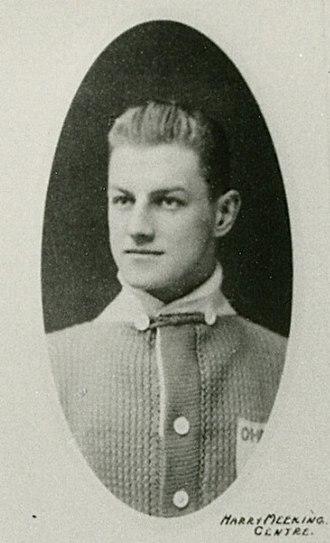 Harry Meeking - Meeking with the Toronto Arenas