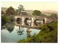 Hathersage, Lead Mills Bridge, Derbyshire, England-LCCN2002696693.tif