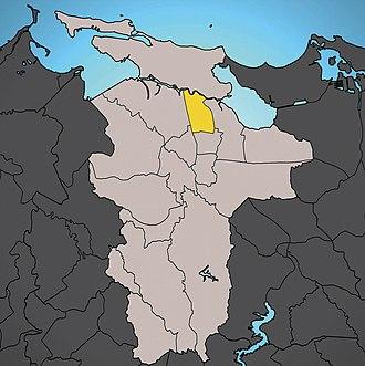 Hato Rey Central - Image: Hato Rey Central Barrio