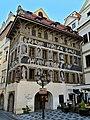 Haus U Minuty (Altstädter Ring, Prag) 1.jpg