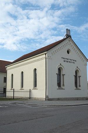 Heřmanův Městec - Synagogue in Heřmanův Městec