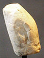 Head of Statuette of Pharoah Khufu - Right Side - 4th Dynasty - ÄS 7086.jpg