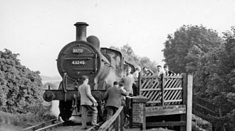 Hemel Hempstead - The Nickey Line railway (closed 1949)