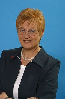 Heidi Lück German politician and member of the Bavarian state parliament for the social-democratic party of Germany