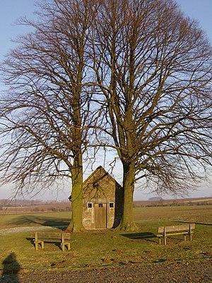 Herstappe - Image: Heilige huisje Herstappe