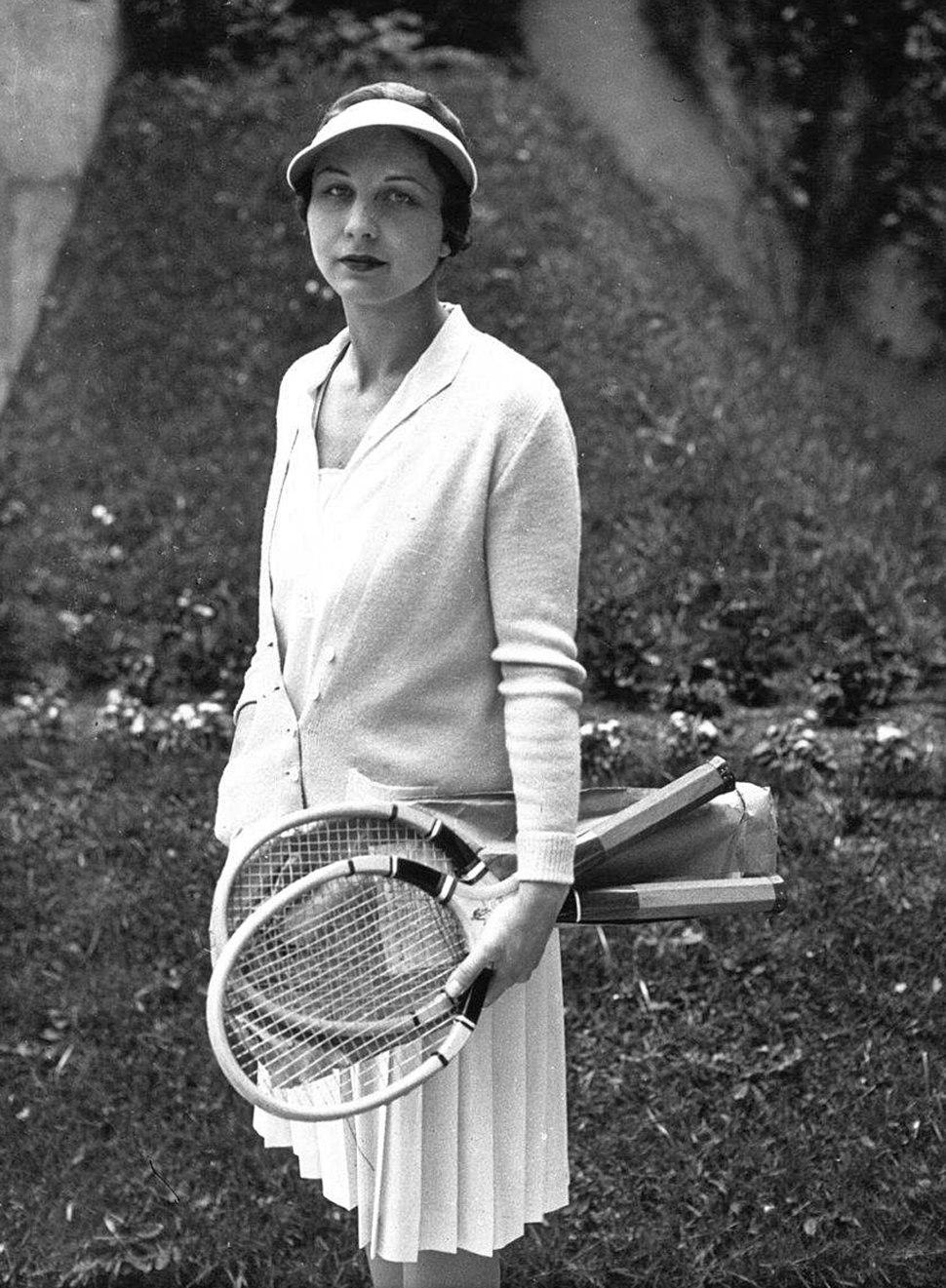 Helen Wills Moody 1932