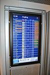 Helsinki-Vantaa Airport departures display.JPG