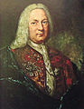 Henrik König (1676- ) of the Swedish East India Company.jpg