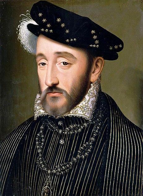 Henry II of France.
