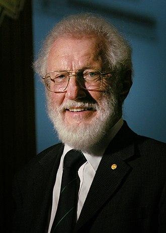 Herbert Kroemer - Herbert Kroemer in 2008