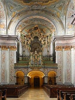 Herzogenburg Orgel 01