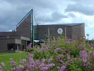 Finnmark University College - Campus in Alta